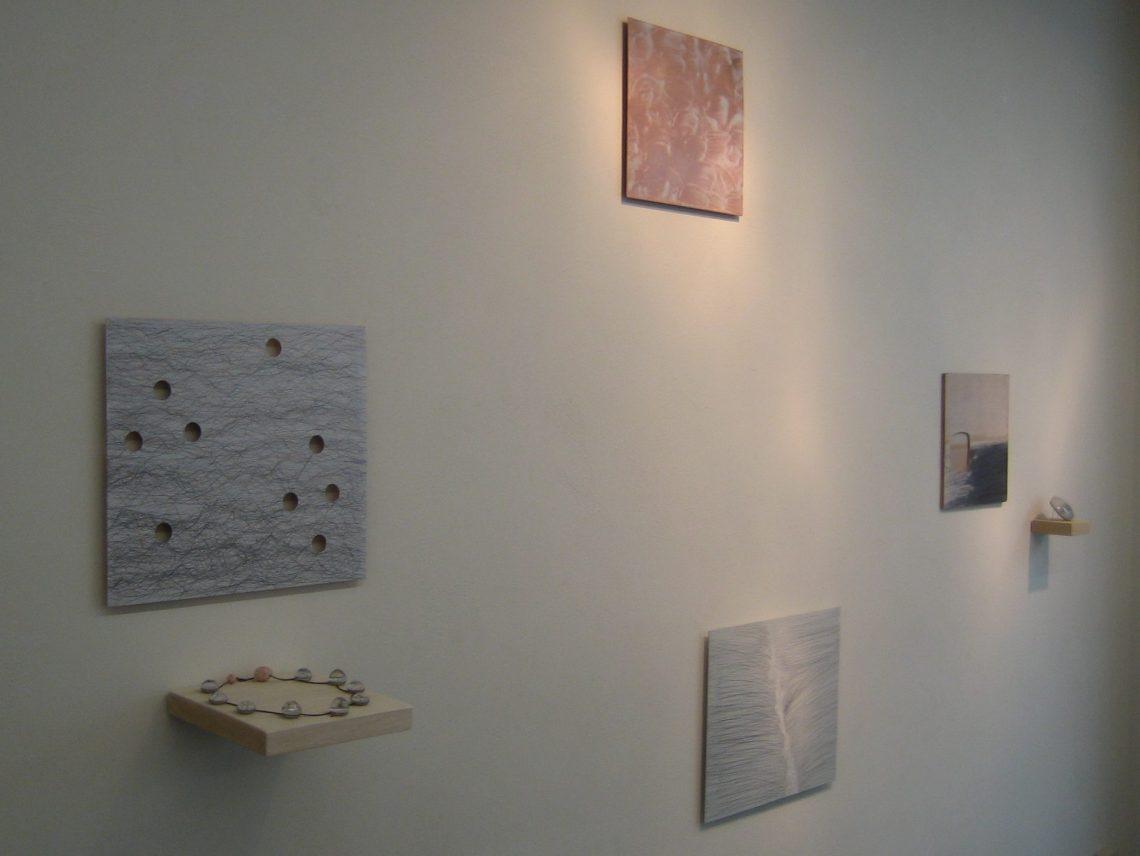 Beppe Kessler in Galerie Rob Koudijs, 2015. Foto ED.