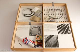 BOE doos. Foto met dank aan de Stichting Françoise van den Bosch©