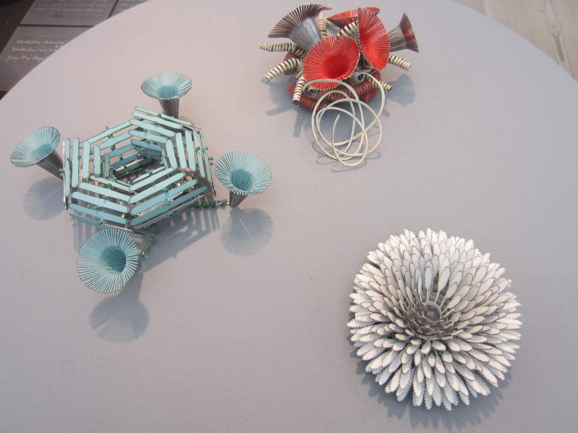 Mirjam Hiller gepresenteerd door Galerie Ra op de KunstRAI, 2013. Foto met dank aan M.O.©