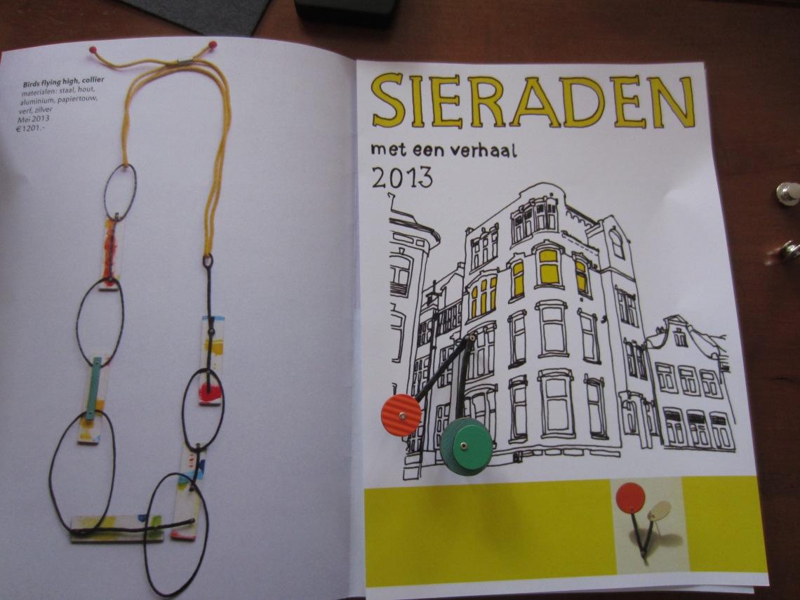 Sieraden met een verhaal, CODA, Apeldoorn. Foto met dank aan M.O.©