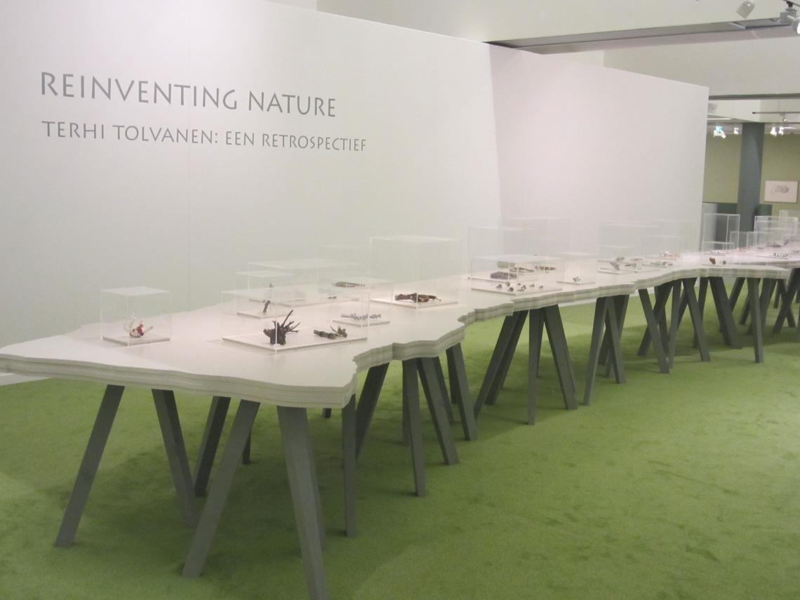 Reinventing nature, Terhi Tolvanen: een retrospectief, CODA, 2014. Foto met dank aan M.O.©
