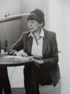 Margje Blitterswijk,1982.