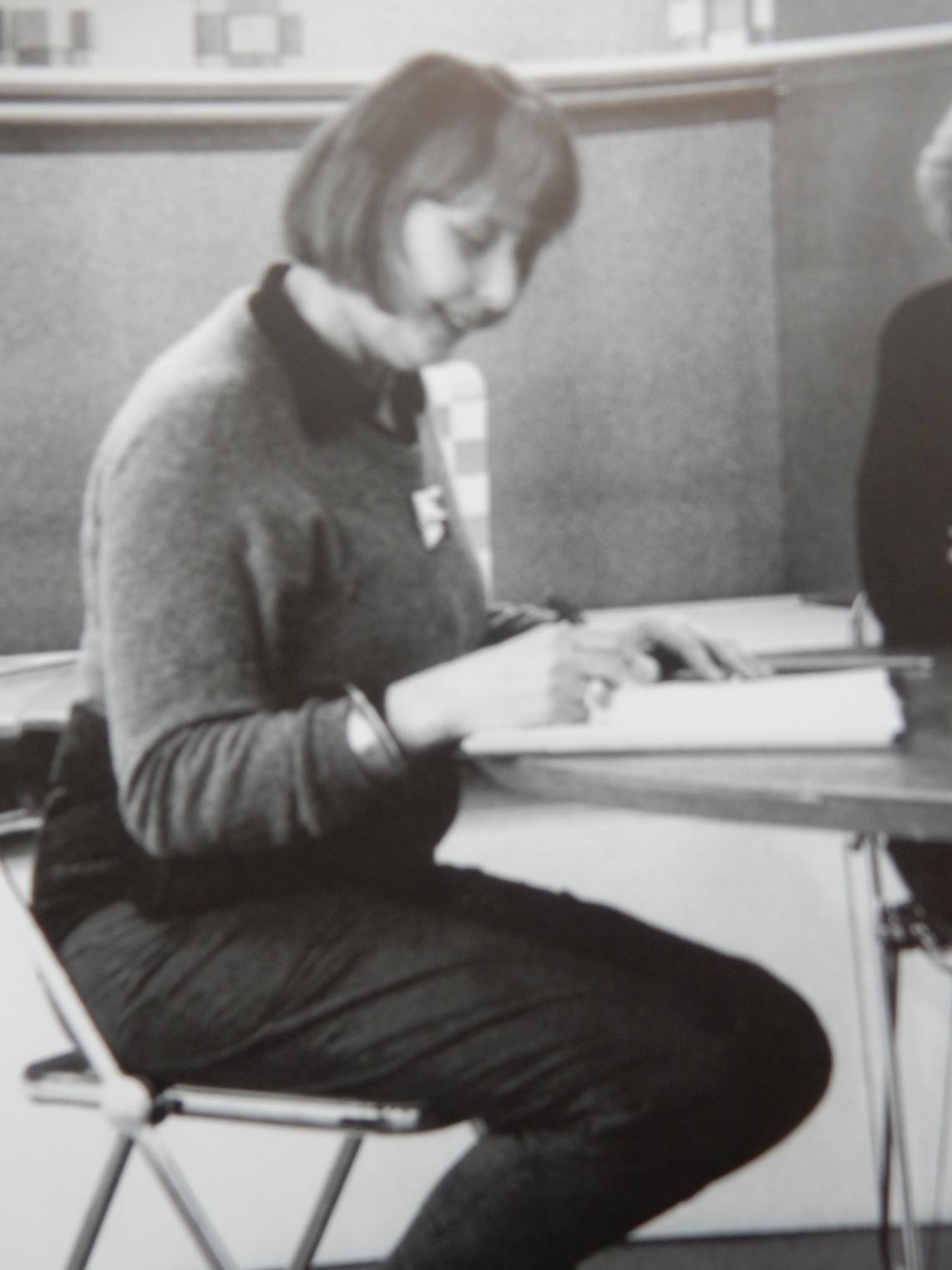 Hyke Koopmans, 1982.