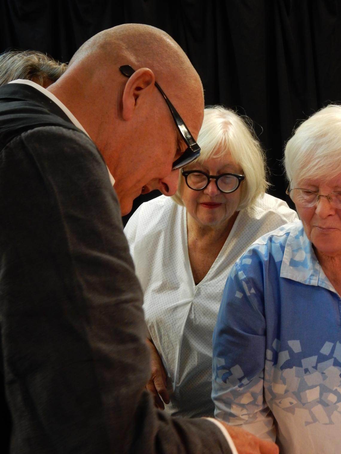 Bijeenkomst SSC met Ruudt Peters en geïnteresseerden, 2016. Foto Esther Doornbusch, CC BY 4.0