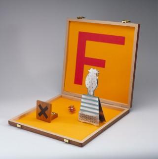 Trofee door Marcel Wanders. Foto met dank aan de Stichting Françoise van den Bosch©
