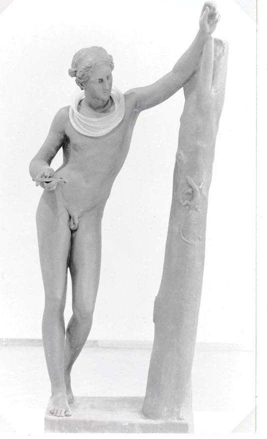 Caroline Broadhead, halssieraad, Visies op sieraden, Stedelijk Museum, 1982. Foto (met dank aan) Liesbeth den Besten©