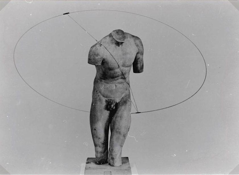 Pierre Degen, Visies op sieraden, Stedelijk Museum, 1982. Foto (met dank aan) Liesbeth den Besten©