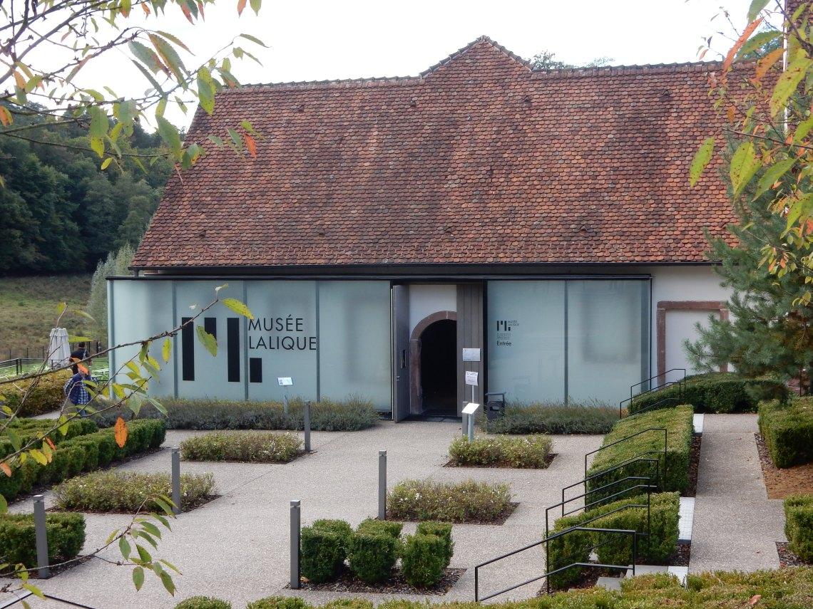 Musée Lalique, Wingen-sur-Moder, Foto Esther Doornbusch, 2016, CC BY 4.0