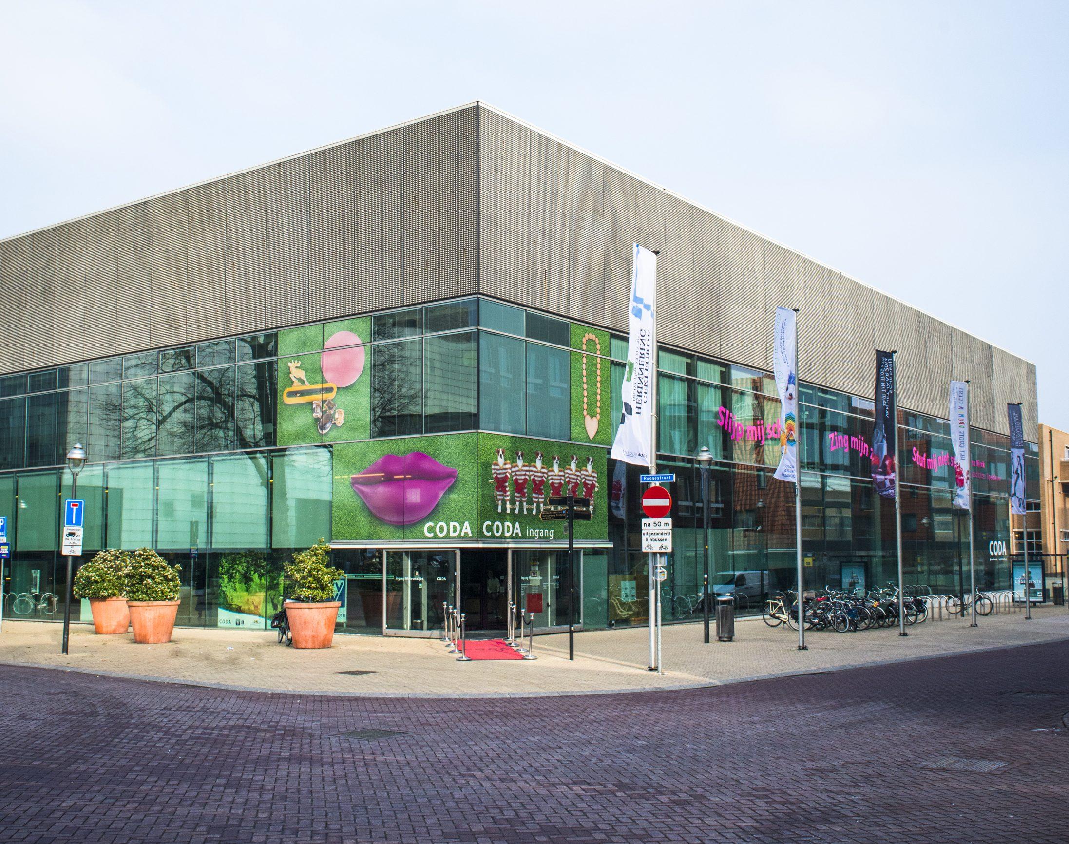 CODA, Apeldoorn. Foto met dank aan CODA, Gerhard Witteveen©