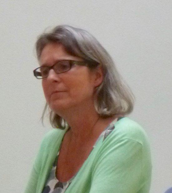 Liesbeth den Besten, 2013, portret