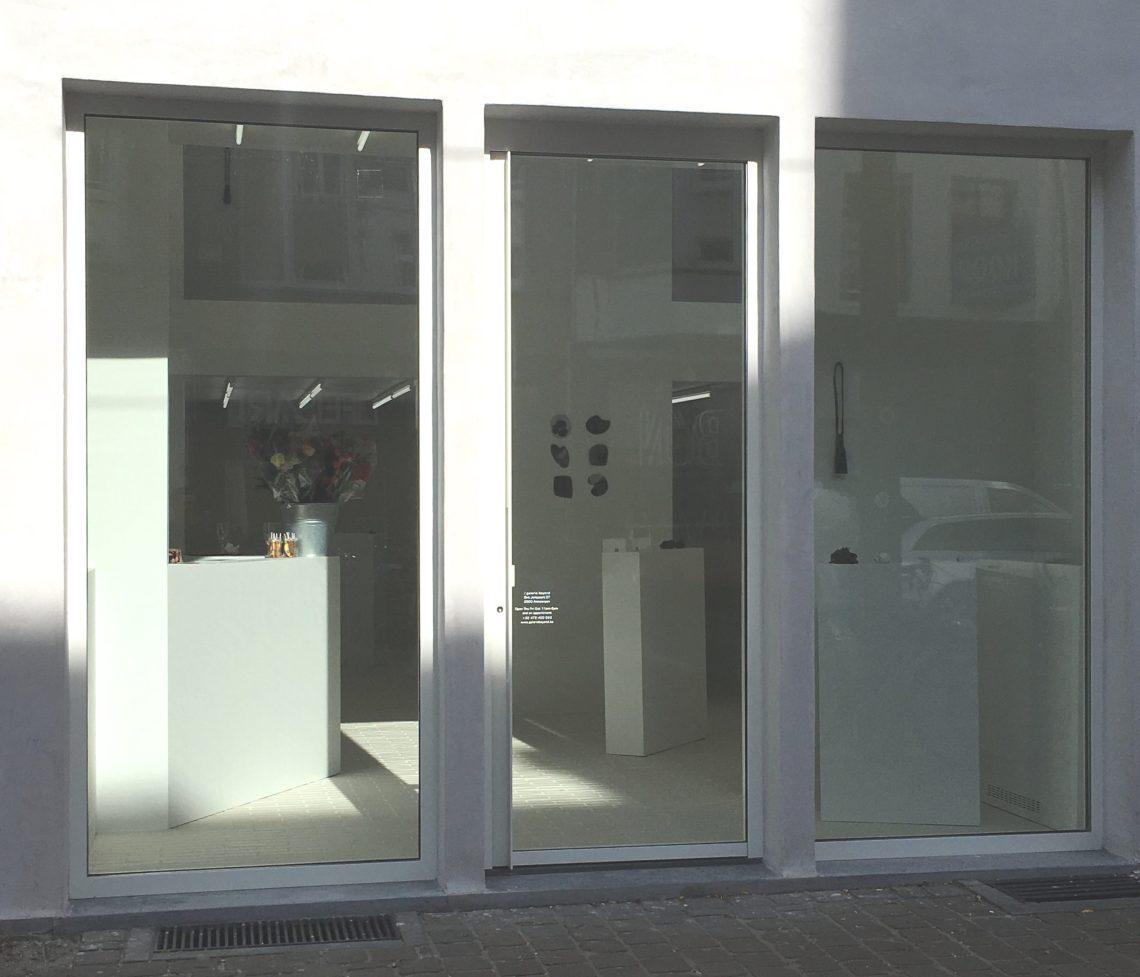 Galerie Beyond, Antwerpen, gevel