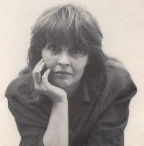 Louise Smit 1989. Foto met dank aan Louise Smit, Herman Doeleman©