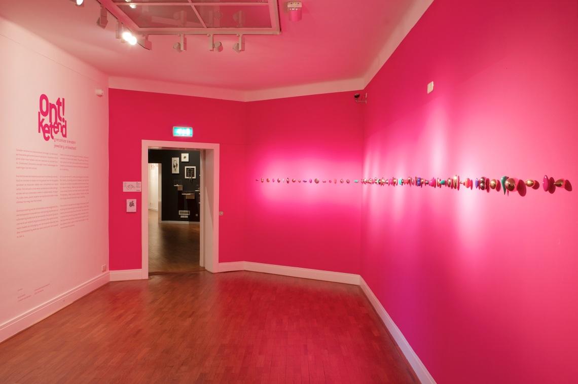 Ontketend, Museum voor Moderne Kunst Arnhem, 2011. Foto met dank aan Liesbeth den Besten©