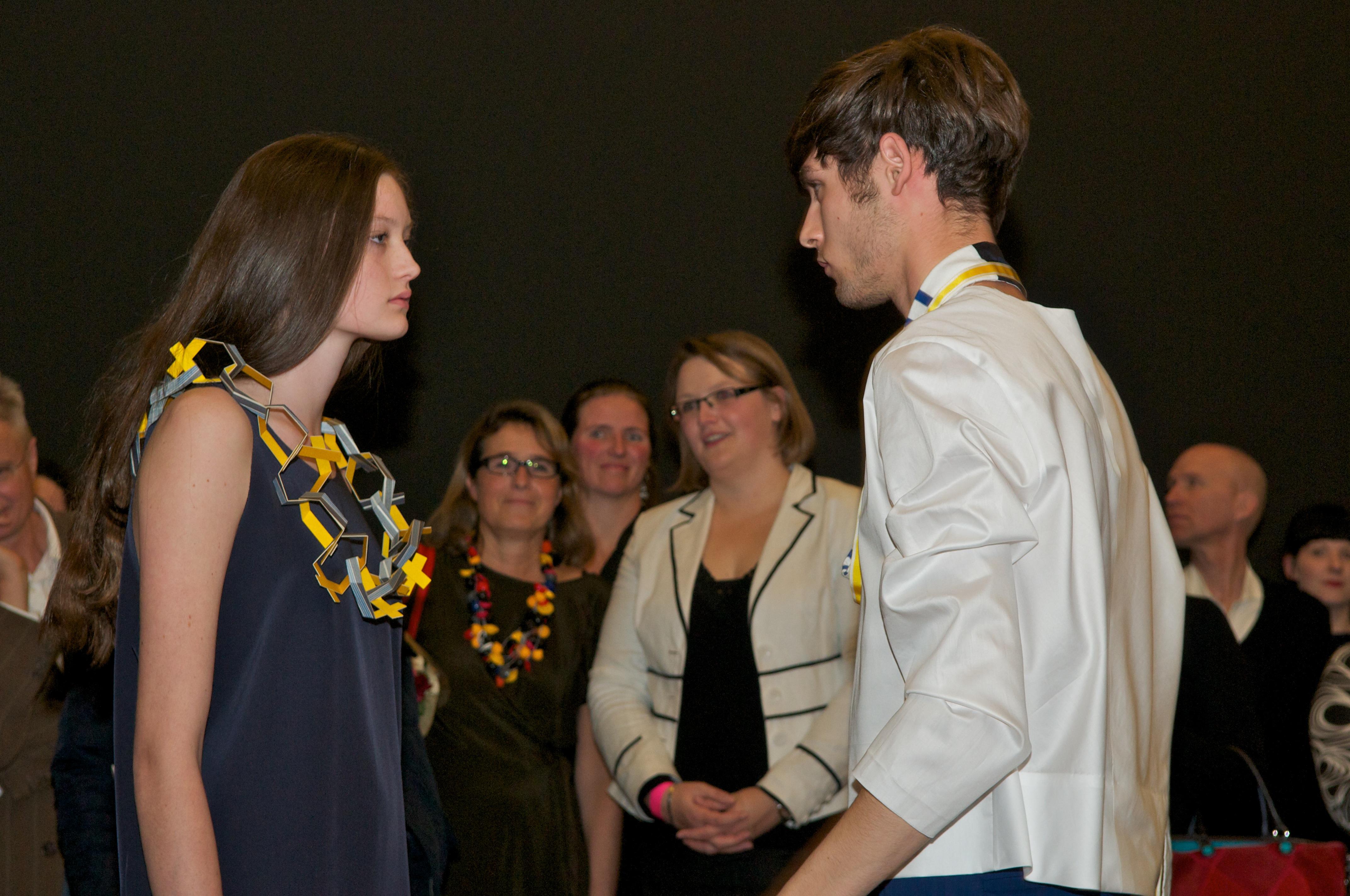 Opening Ontketend, Museum voor Moderne Kunst Arnhem, 4 november 2011. Foto met dank aan Liesbeth den Besten©