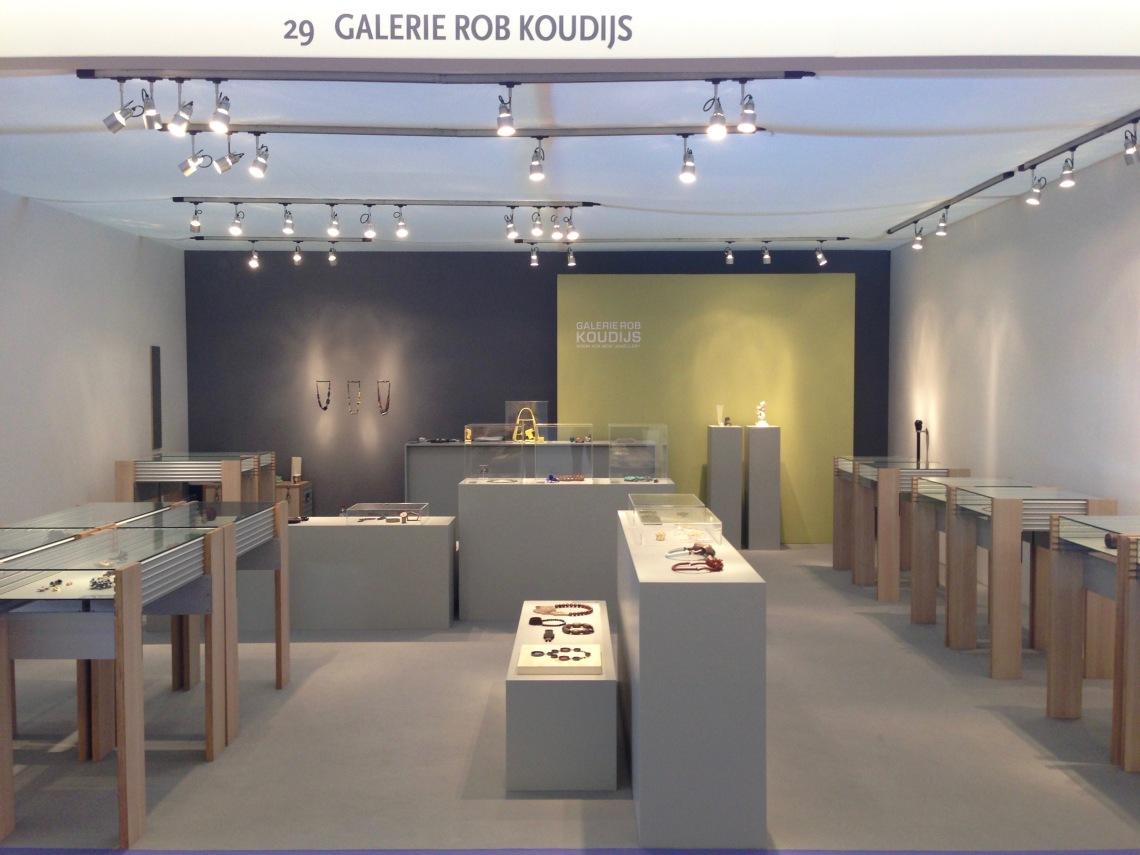 Galerie Rob Koudijs op PAN, 2015. Foto met dank aan Galerie Rob Koudijs©