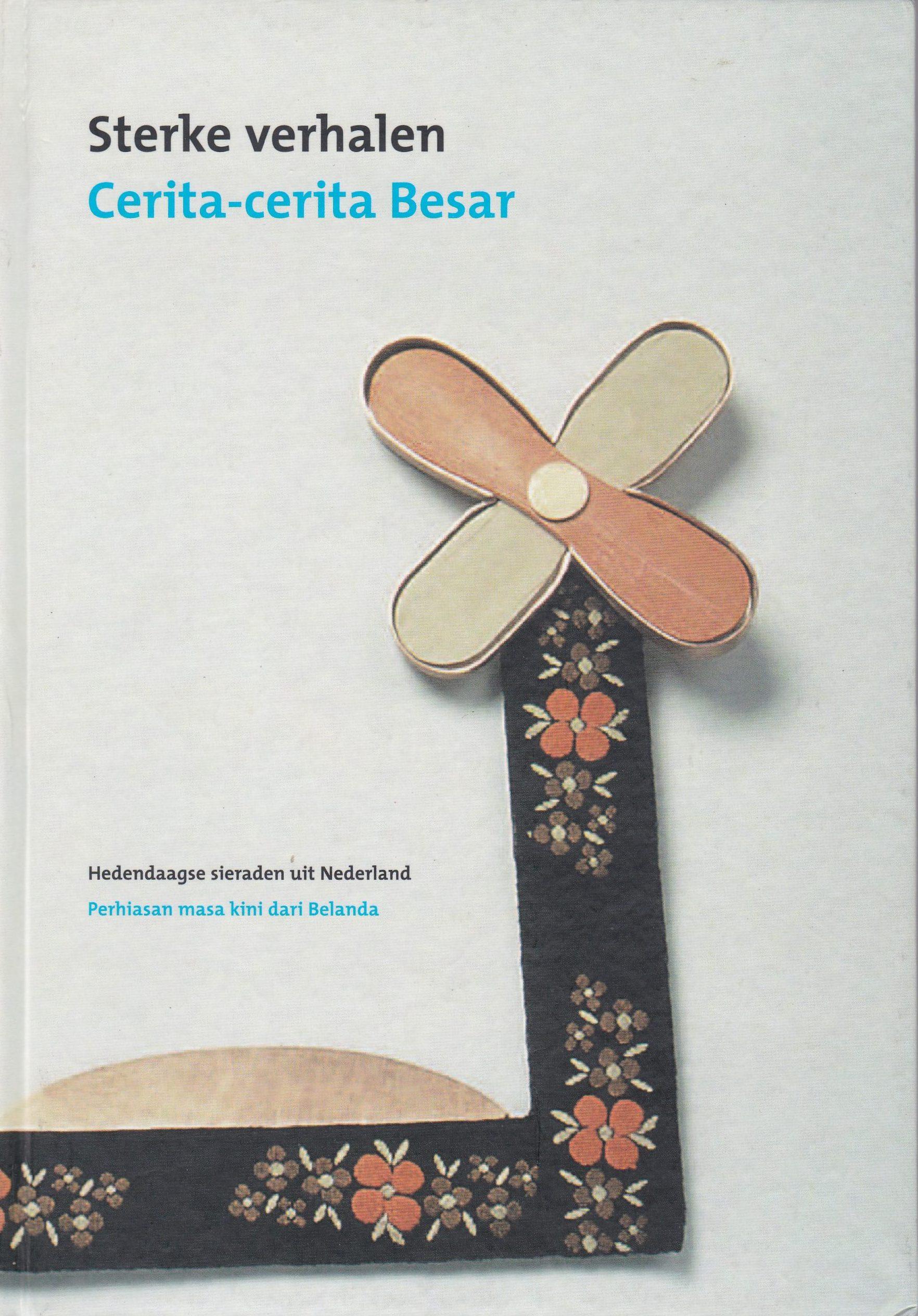 Sterke Verhalen, hedendaagse verhalende sieraden uit Nederland, 2006. Foto (met dank aan) Liesbeth den Besten©