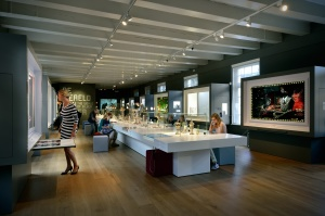 Zilvermuseum Schoonhoven. Foto met dank aan het Zilvermuseum©