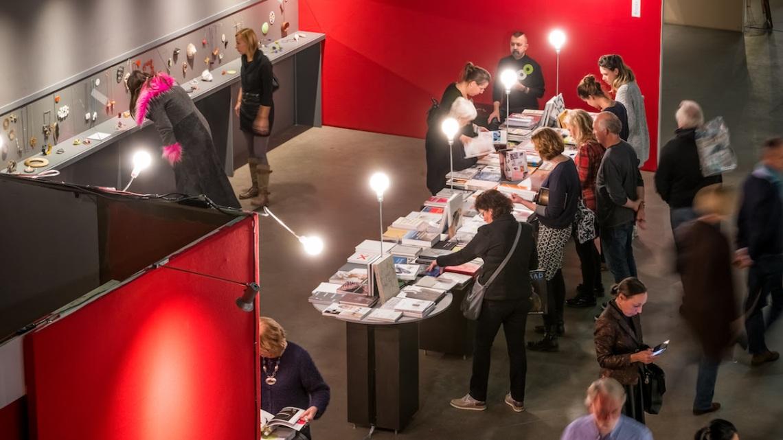 Ra Books, Sieraad Art Fair 2016. Foto met dank aan Sieraad Art Fair, Arjen Veldt©