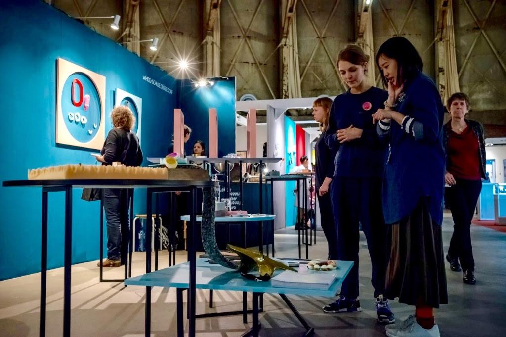 Fachhochschule Düsseldorf, Sieraad Art Fair 2016. Foto met dank aan Sieraad Art Fair, Arjen Veldt©