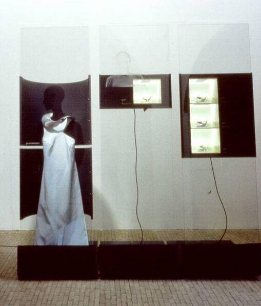 Emmy van Leersum, Museum Het Kruithuis, 1993. Foto met dank aan SMS©
