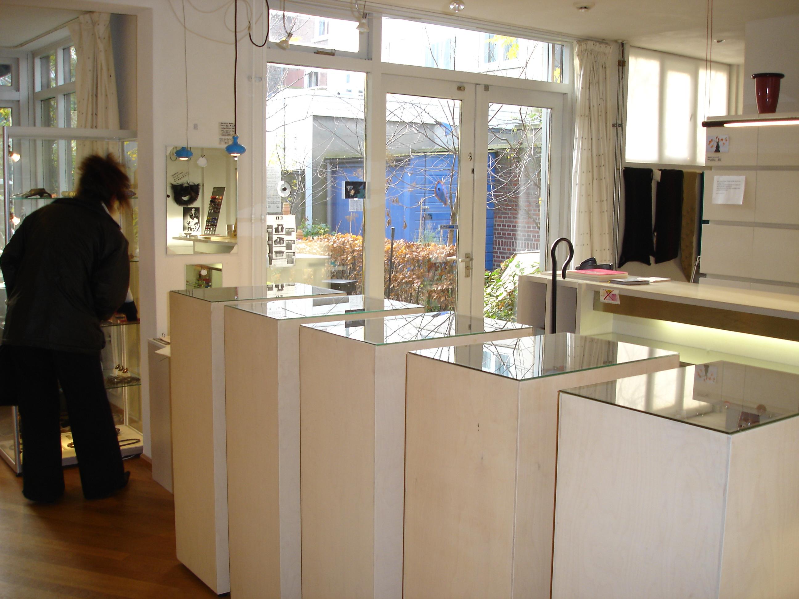 Galerie Lous Martin. Foto met dank aan Liesbeth den Besten©