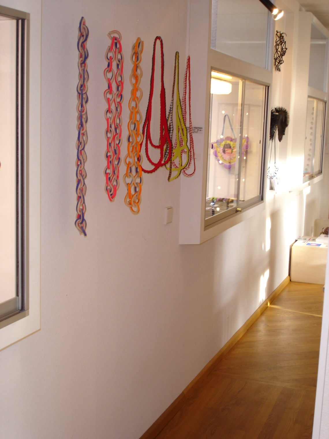 Galerie Lous Martin, Delft, interieur