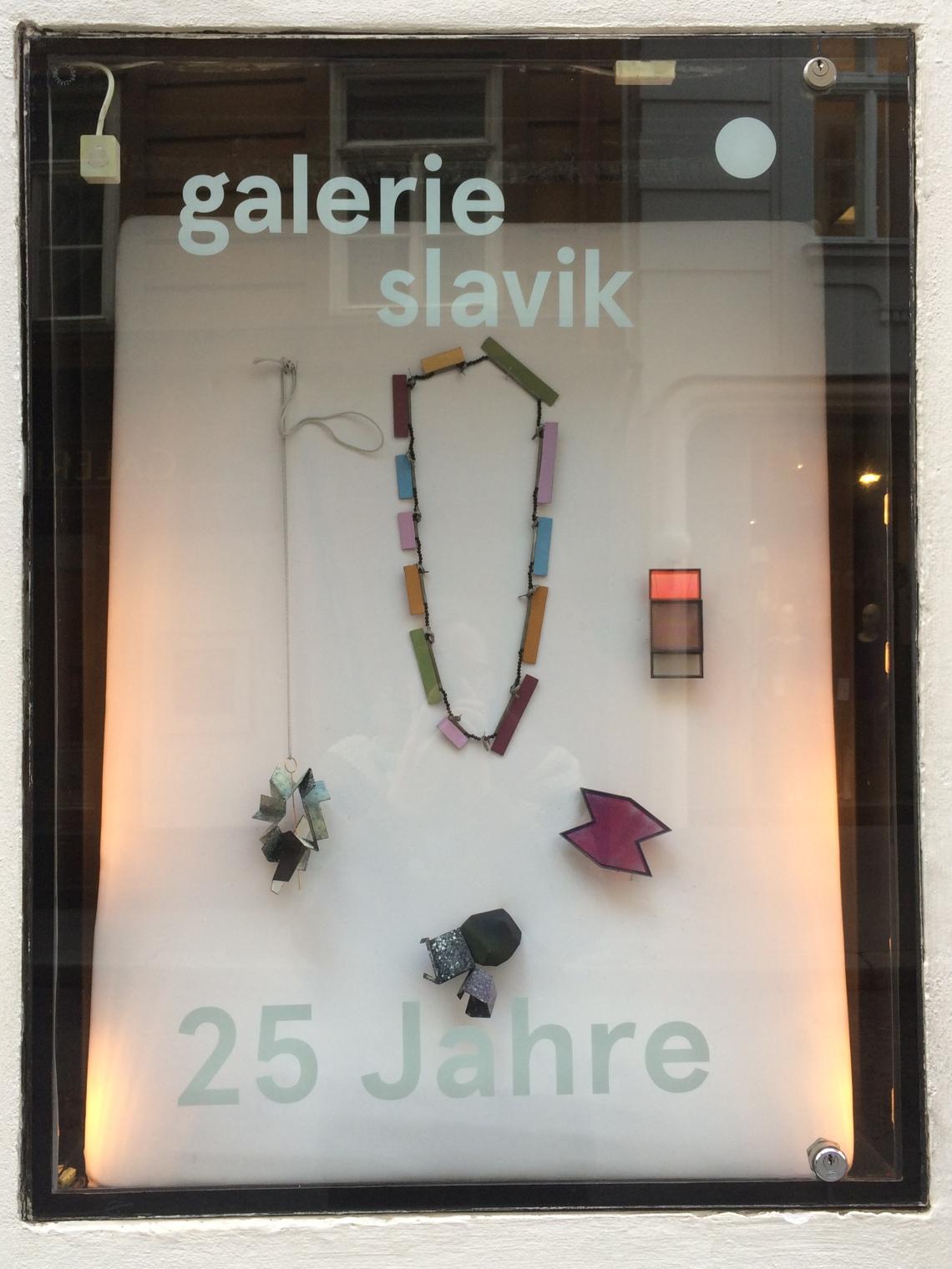 Galerie Slavik, Wenen, 2016.