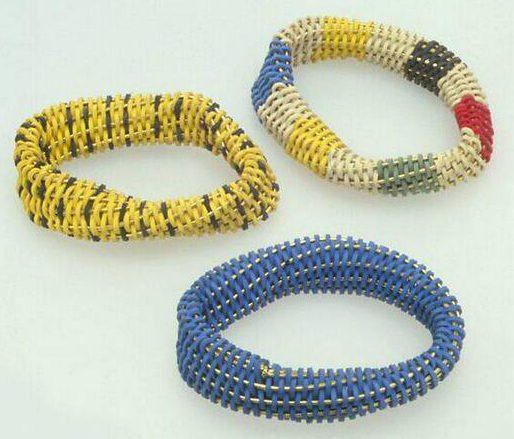 Beppe Kessler, armbanden, 1985. Foto met dank aan SMS©