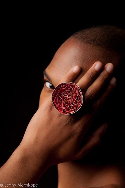 Daniel Kruger, ring. Foto met dank aan M.O., Lenny Moeskops©