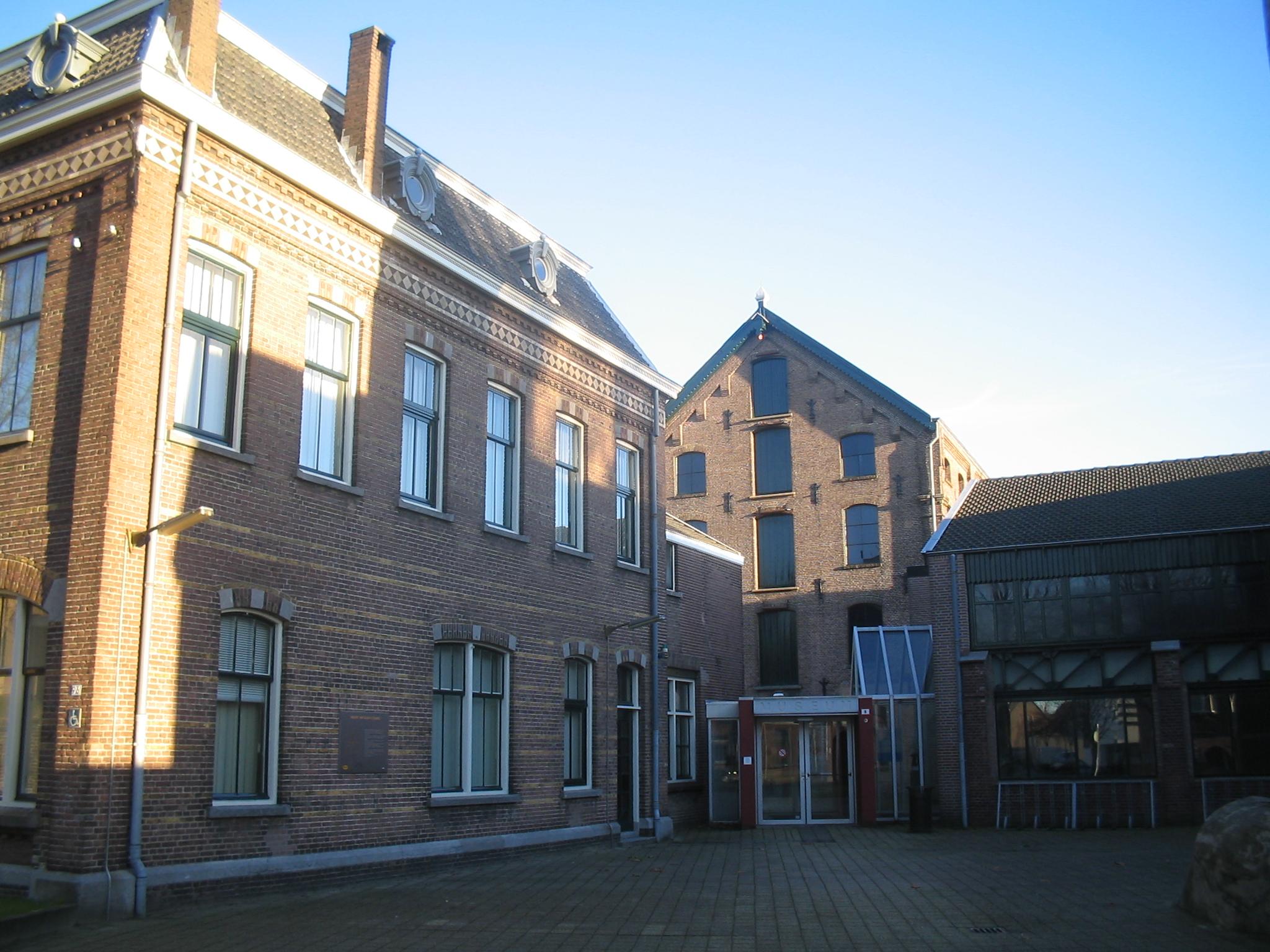 TextielMuseum Tilburg, 2005. Foto M.M.Minderhoud.