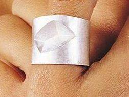 Onno Boekhoudt, ring, 1997. Foto met dank aan SMS©