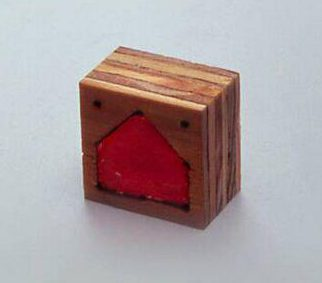 Onno Boekhoudt, A room for a finger, ring, 1993-97. Foto met dank aan SMS©