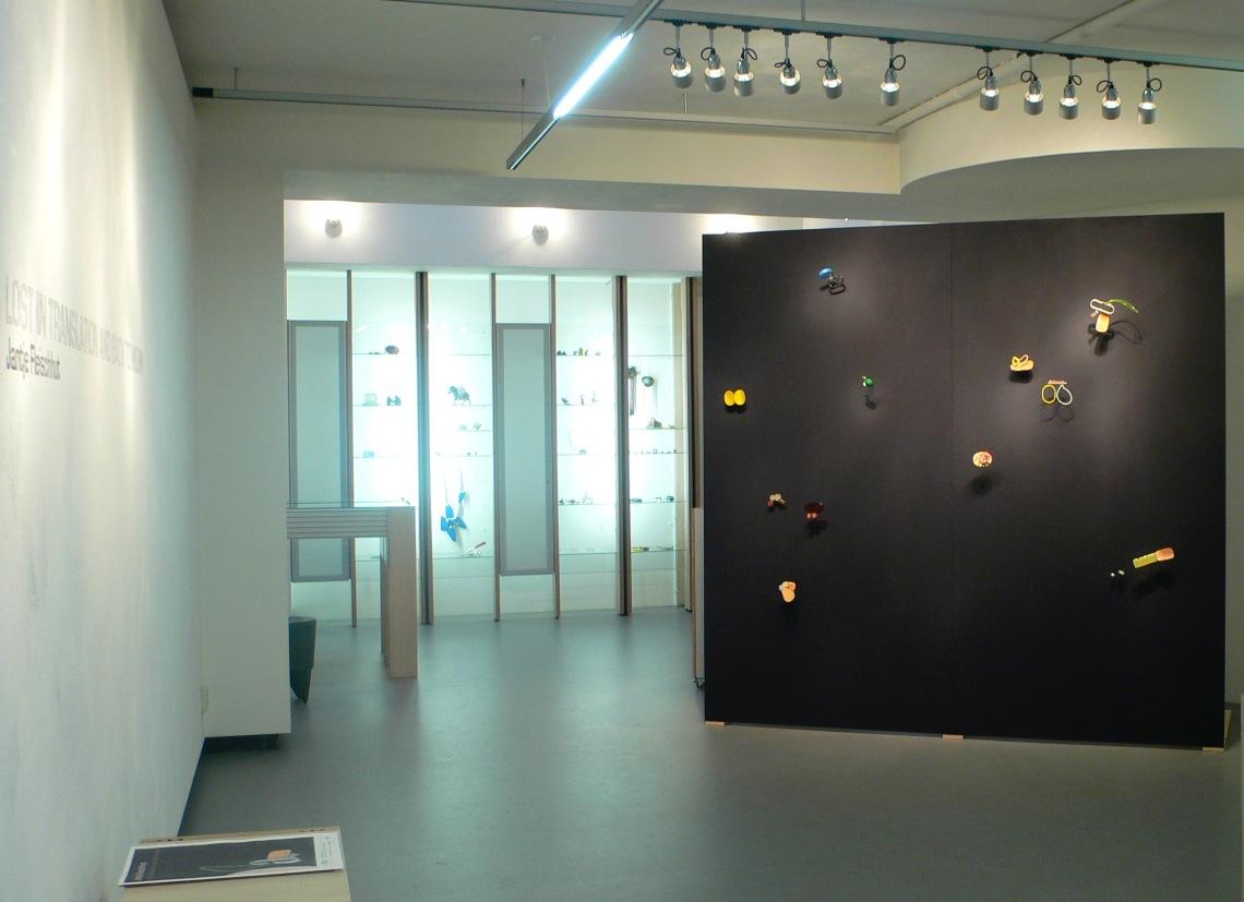 Jantje Fleischhut, Lost in Translation and Back to Moon, 2009. Foto met dank aan Galerie Rob Koudijs©