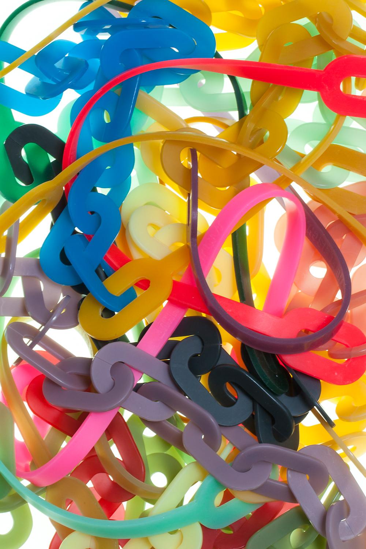 Jantje Fleischhut, Precious Plastics, 2013. Foto met dank aan Jantje Fleischhut©