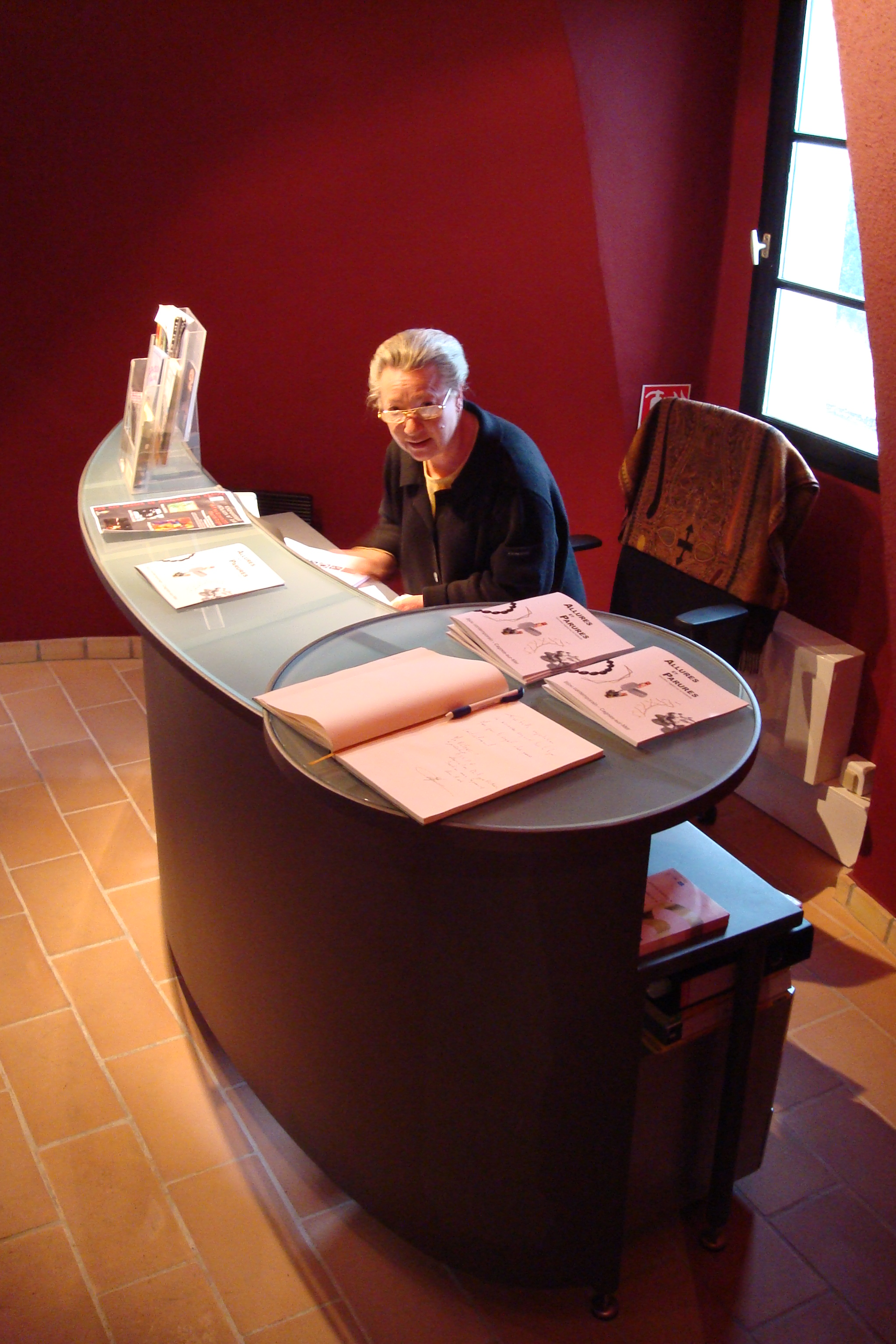 Espace Solidor, 2009. Foto met dank aan Birgit Laken©