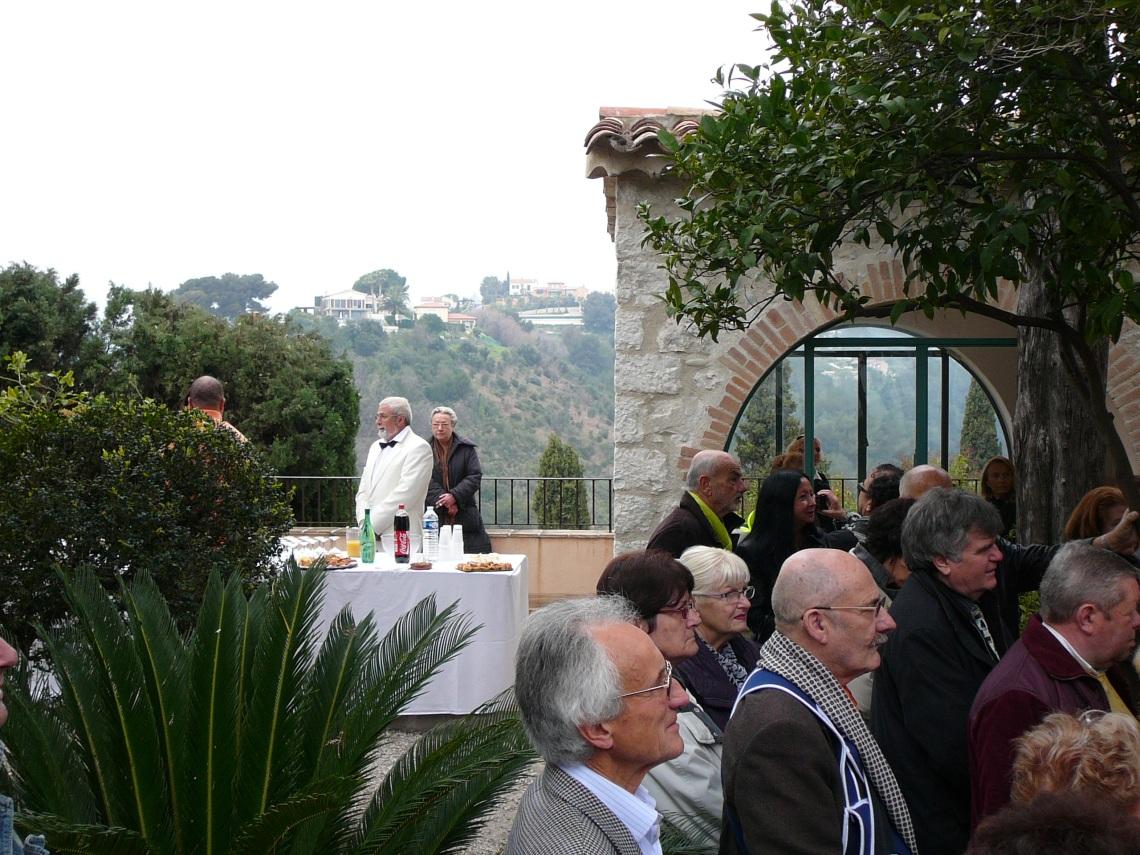 Opening Allures et Parures, Espace Solidor, 2009. Foto met dank aan Birgit Laken©