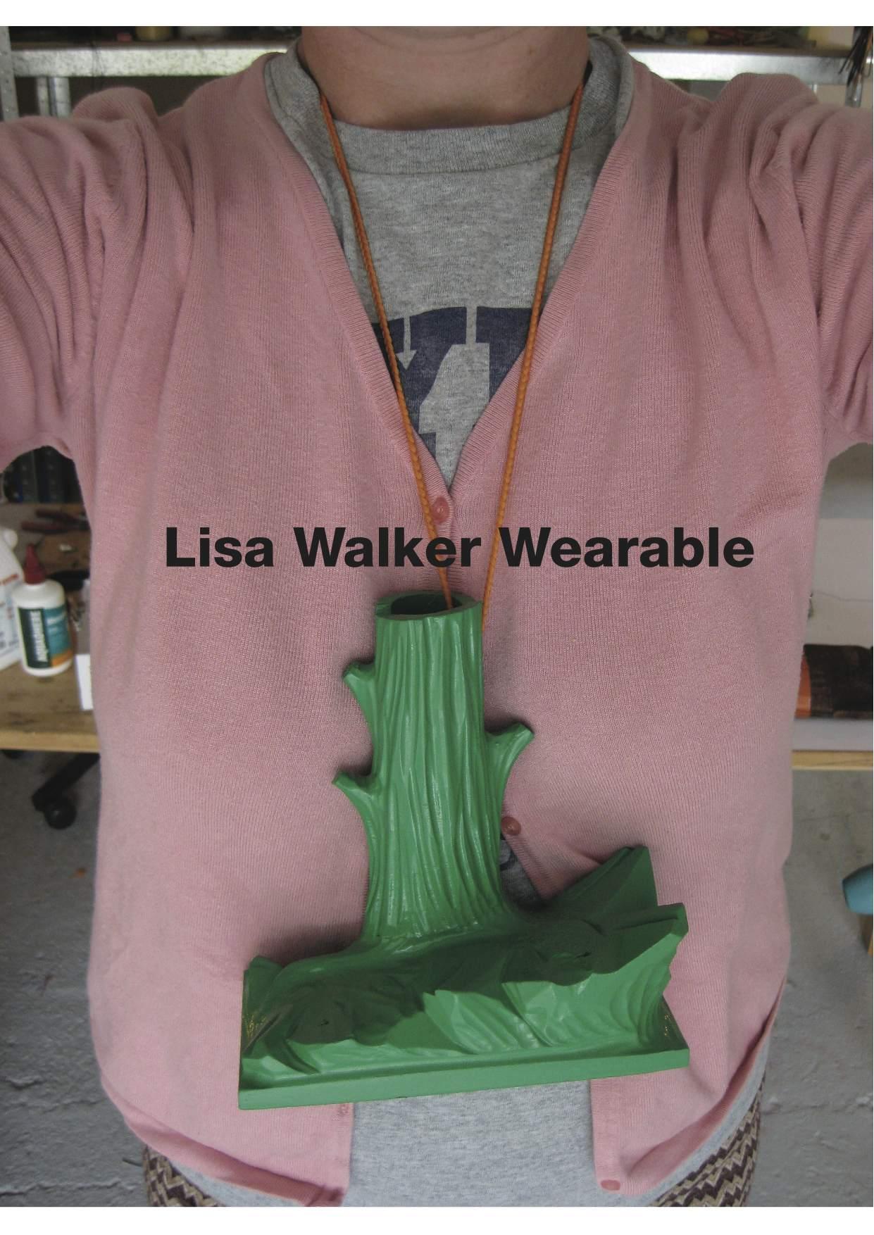 Lisa Walker. Foto met dank aan Liesbeth den Besten©