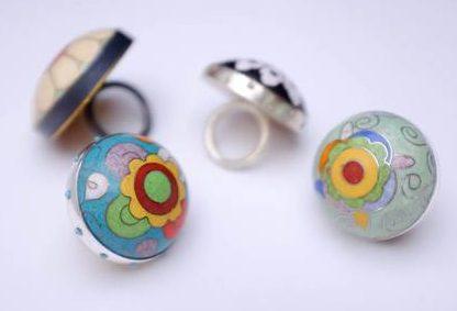 Jade Drakes, ringen. Foto met dank aan Jade Drakes©