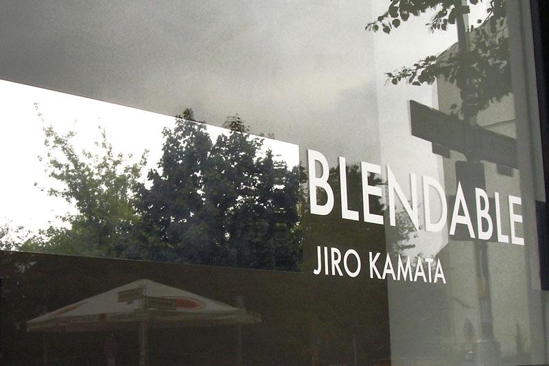 Jiro Kamata, Blendable. Foto met dank aan Jiro Kamata©