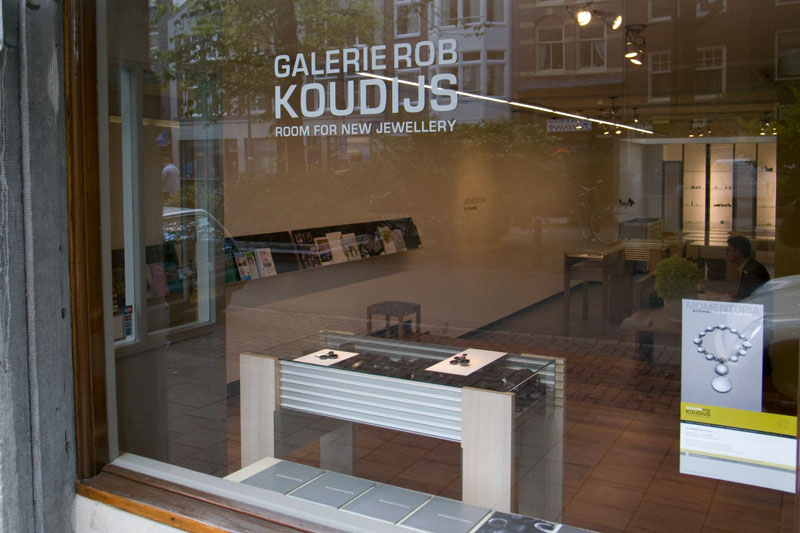 Galerie Rob Koudijs. Foto met dank aan Jiro Kamata©