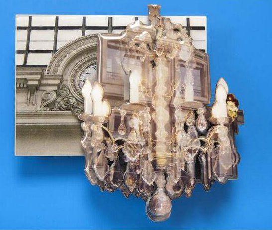 Iris Nieuwenburg, Place Vendôme revisited, broche, 2011. Foto met dank aan SMS©