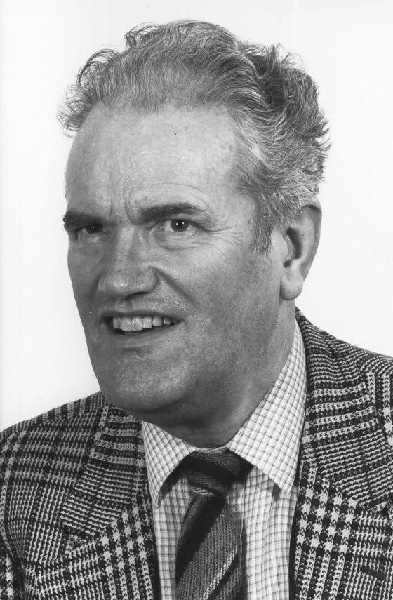 Jean Leering. Foto Fotoarchief van de Technische Universiteit Eindhoven