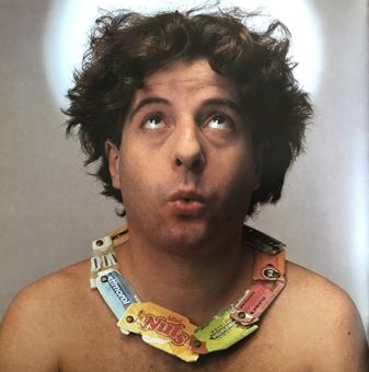 Mecky van den Brink, Snoepcollier, halssieraad, 1984. Foto met dank aan Mecky van den Brink, Miquel Bargallo©