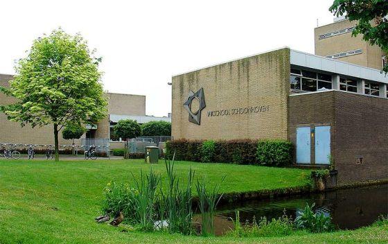 Vakschool Schoonhoven. Foto met dank aan Gouwenaar, publiek domein