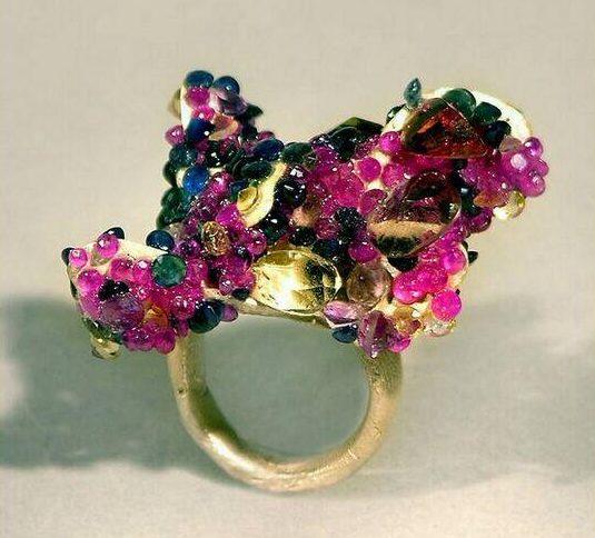 Karl Fritsch, ring, 2004. Foto met dank aan SMS©