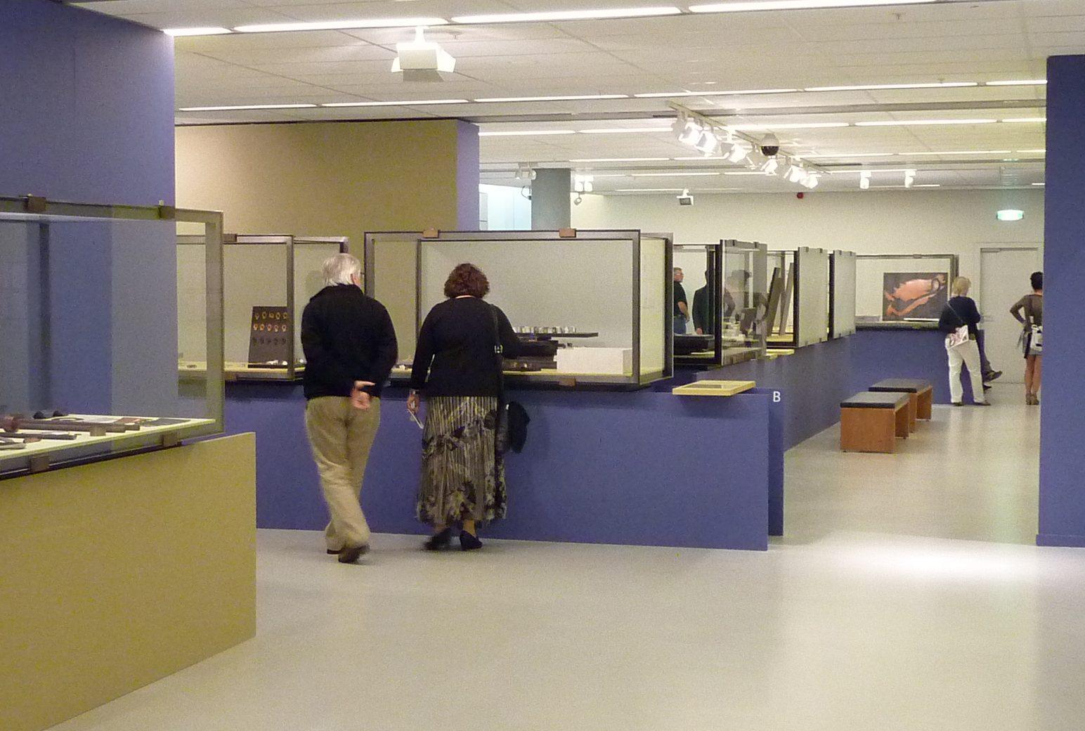 Inrichting Werk in uitvoering door Ward Schrijver, 2010. Foto met dank aan Ward Schrijver©