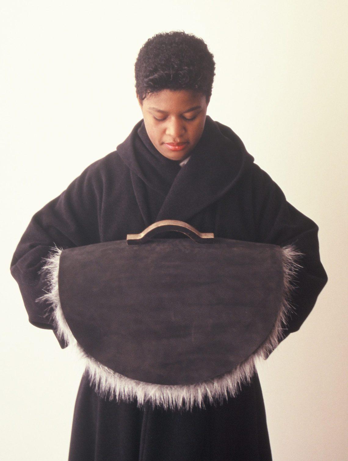 Maria Hees, Wintertas, 1995. Foto met dank aan Maria Hees©