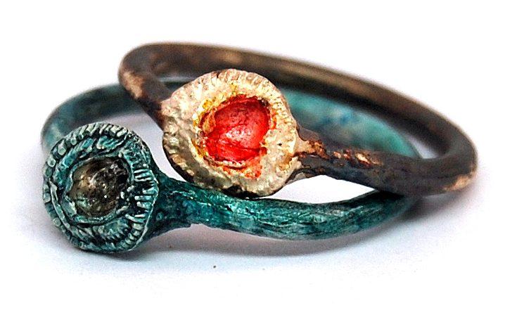 Linda Ezerman, ringen. Foto met dank aan Linda Ezerman©