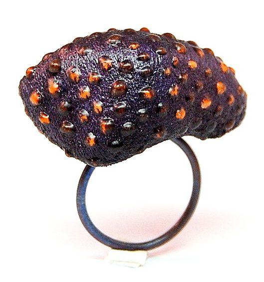 Linda Ezerman, ring. Foto met dank aan Linda Ezerman©