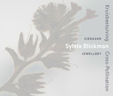 Sylvia Blickman, Kruisbestuiving. Foto met dank aan Galerie Beeld & Aambeeld©